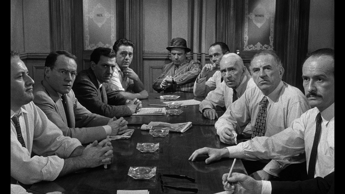 """Twelve angry men"" y los test de hipótesis"