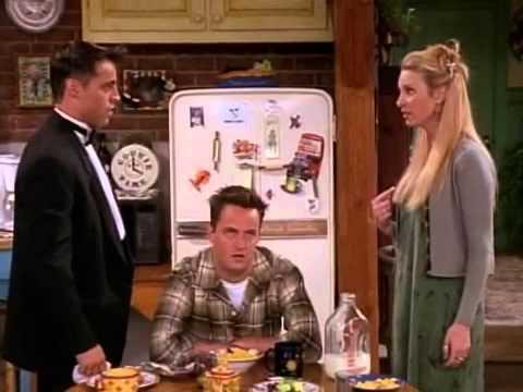Joey, Phoebe, altruismo y donaciones.